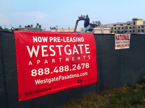 Westgate Phase I will be for lease units while future phases will most likely be condos