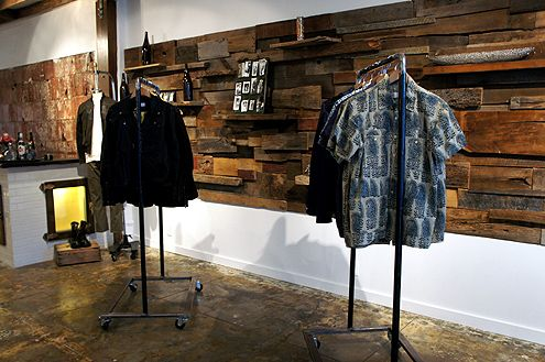 Military and leather jackets inspired by Rodriguez's recent trip to Cuba