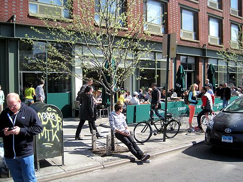 Ideas for Downtown LA: What We Can Learn from NYC with Road Diets, Ped Plazas, Etc
