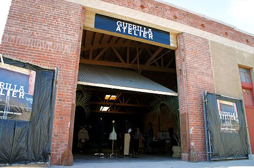 What started out as a pop-up store in the Arts District testing the downtown market, Guerilla Atelier has done so well, it is now here to stay permanently