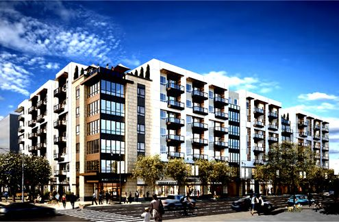 Early 2014: Hanover Plans to Break Ground on 274-Unit Mixed-User in South Park Downtown LA