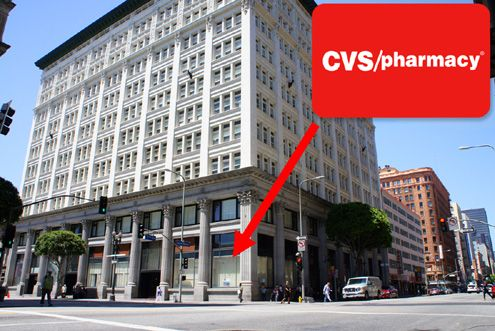 cvs downtown la