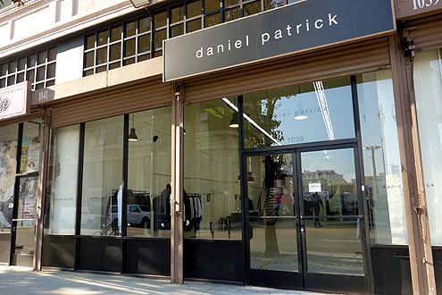 Daniel Patrick now open near 11th/Broadway at 1039 S Broadway