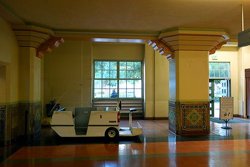 Maximizing precious unused real estate within Union Station, T & Y Bakery will build out a new 258 square foot food stall