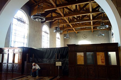 The grand ticket hall, closed to the public for decades, will finally be opened back up with possible commercial use such as kiosks