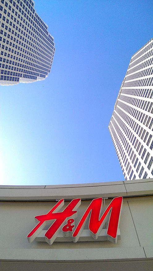 H&M's exciting flagship store opening in Downtown LA at FIGat7th