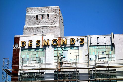 Vacant for decades, the historic Desmond building in South Park will now be restored as the exciting new headquarters for AEG's ticketing and live entertainment divisions, adding over 500 employees