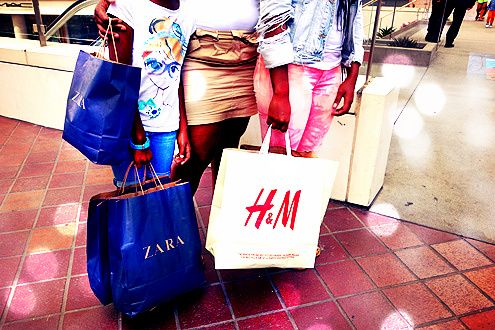 As word gets out, Zara and H&M in Downtown LA have been increasing steadily in sales, boosting the stores to top performing locations within their respective chains