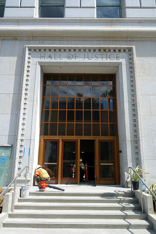 The 1925 Hall of Justice, which once held the infamous Charles Manson, is slated to reopen in early 2015 after an extensive $234 million retrofit and modernization project