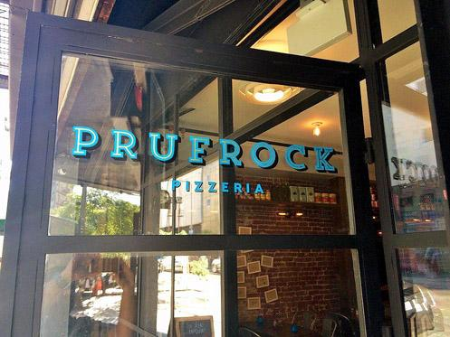 Prufrock Pizzera is now open at The Regent Theater in Downtown LA (Photo: Mohib Q. | Yelp)