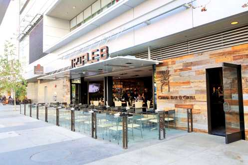 New modern Chinese restaurant Triple 8 is now open at LA Live in Downtown LA (Photo: Brigham Yen)