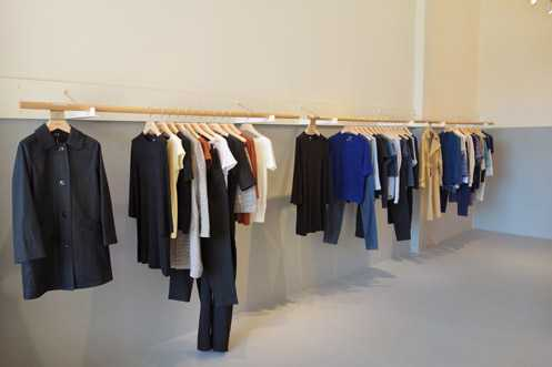 A.P.C. carries ready-to-wear fashion for both women and men