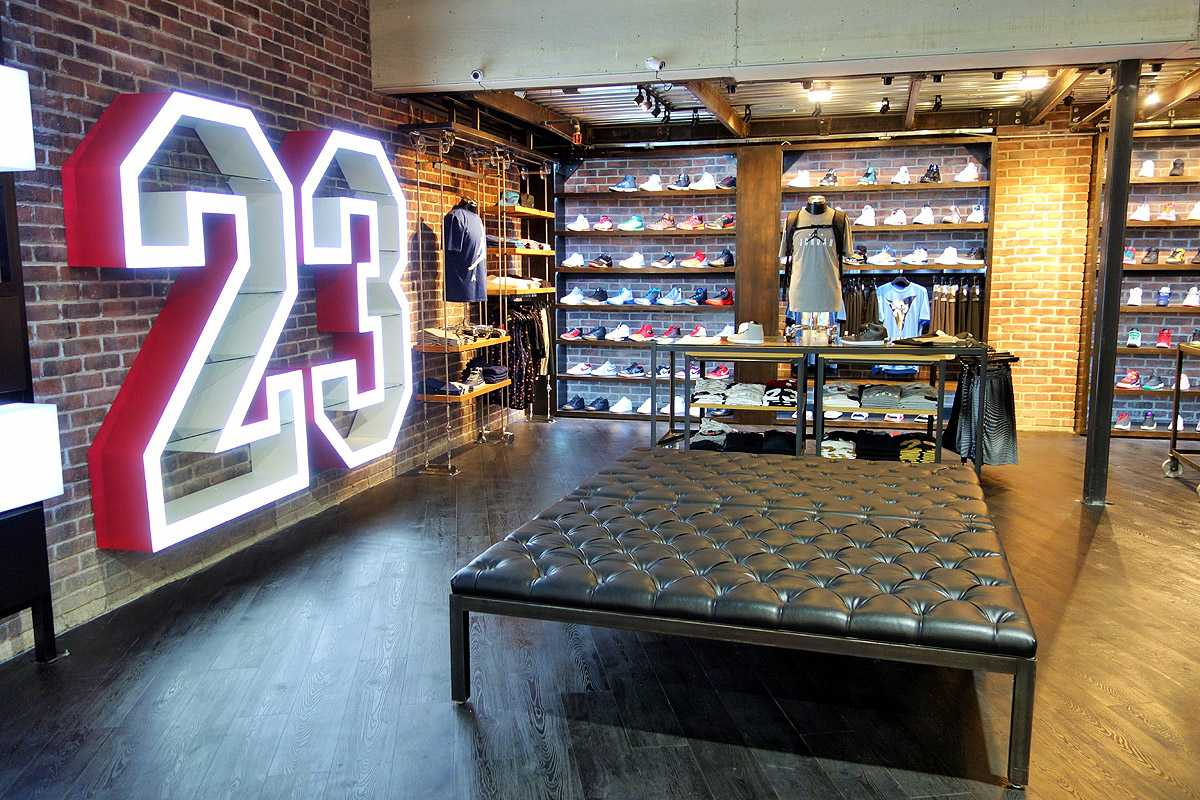 New Shiekh Flagship Store Now Open on