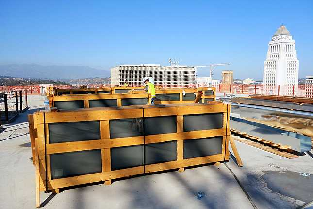 Downtown LAs New US Courthouse Will Have 1672 Energy