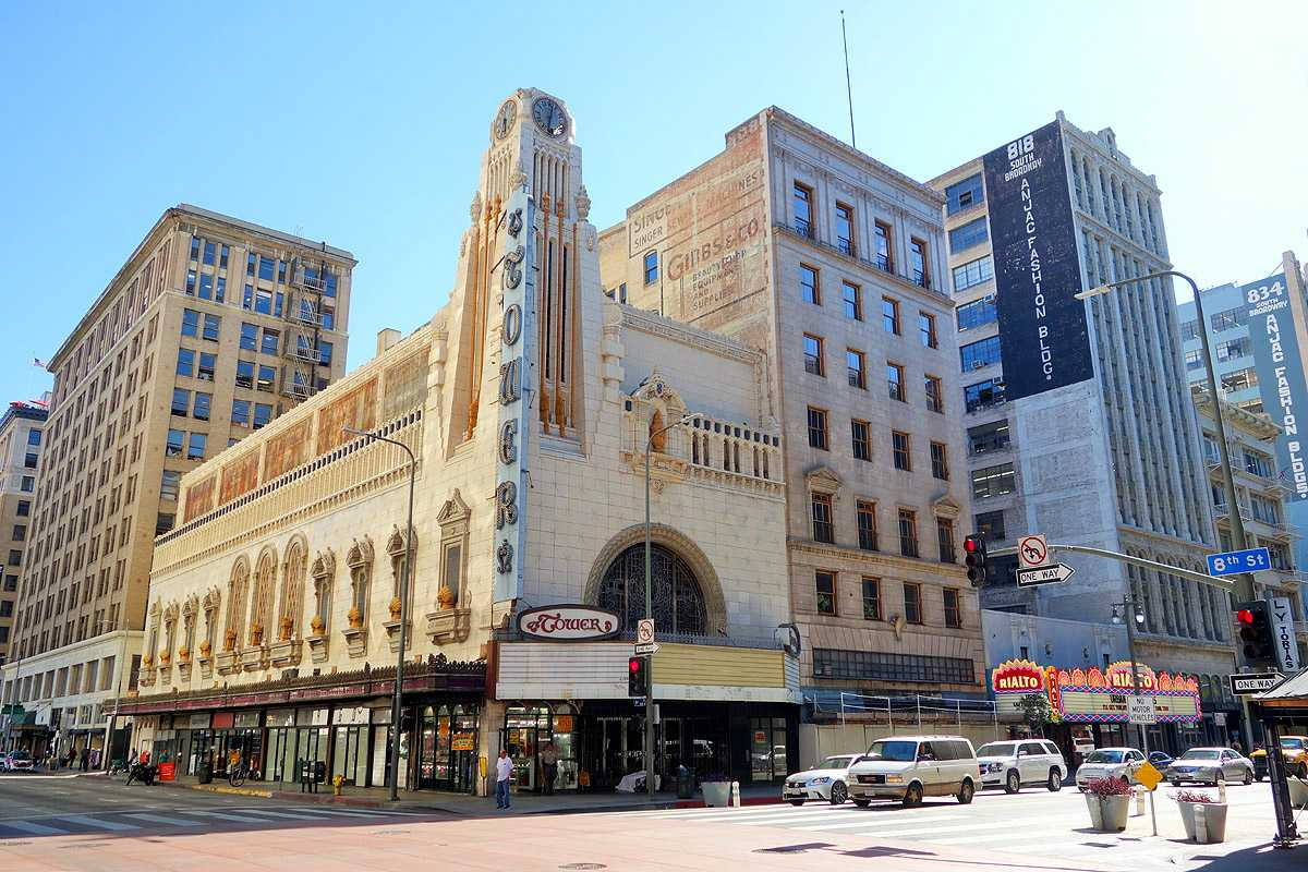 Confirmed? Apple Store Opening in Tower Theatre in Downtown LA
