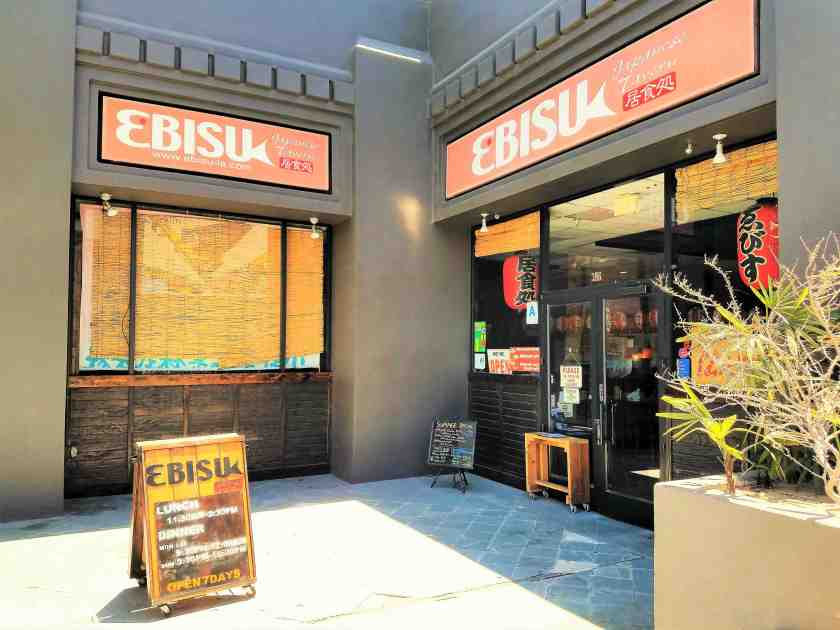 Ebisu, a Japanese yakitori restaurant, has renewed its lease with Jamestown allowing it to remain in Little Tokyo