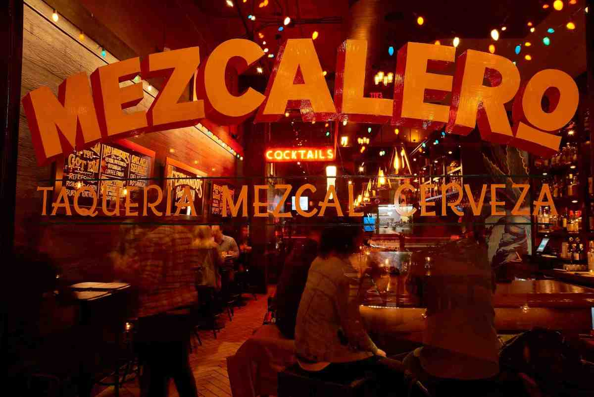 DTLA's Newest Watering Hole, Mezcalero, Brings Tasty Mezcal and Tacos to 5th and Broadway