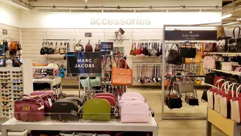 ce2f0ac40709 Accessories at the new Nordstrom Rack in Downtown LA