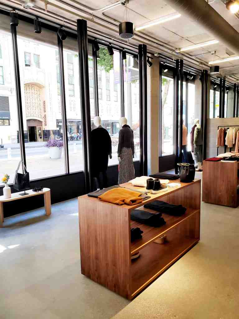 Theory Nordstrom Local Both Open Today In Downtown La
