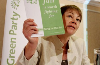 The party's manifesto in 2010