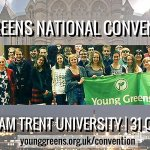 Convention shows Young Greens ready to focus on intersectionality, EU campaign