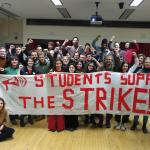 The UCU strike: a tale of student-staff solidarity