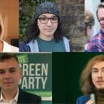 First raft of candidates for the Green Party executive announced