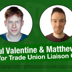 These people want to reshape the Green Party's relationship with trade unions