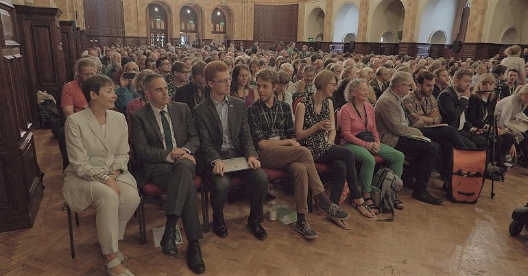 Green Party conference 2016
