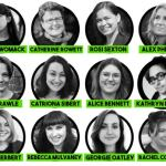 We're standing for the Green Party Women committee because it needs an overhaul