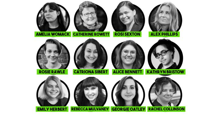Green Party Women candidates