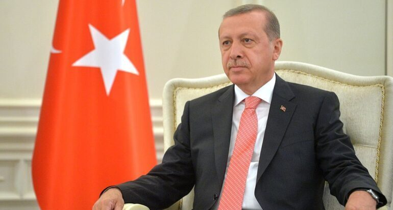 President of Turkey - Recip Tayipp Erdogan