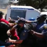 Two South African union leaders arrested after budget protests