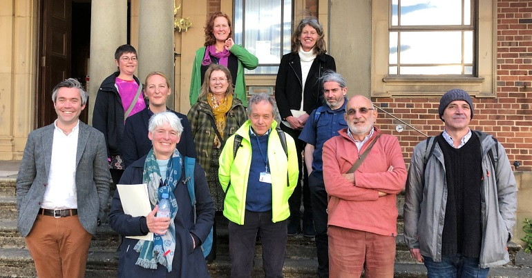 Green and Ecosocialist Independent Councillors in Lancaster