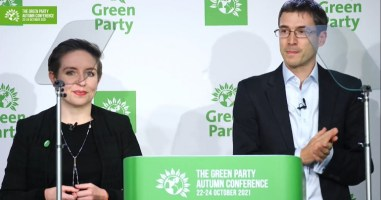Green Party conference backs free social care for disabled adults
