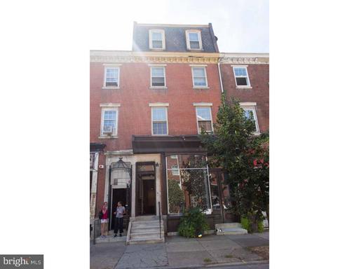 Property for sale at 1114 Pine St #3r, Philadelphia,  Pennsylvania 19107