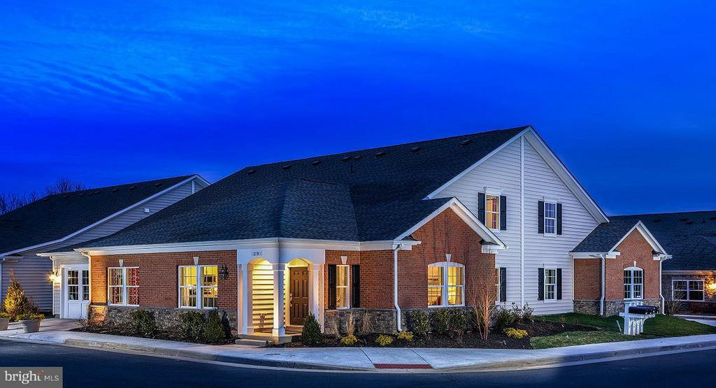 This Lennar active adult community is located in lovely Lovettsville Virginia! Offering tons of historic attributes with a small town feel. Enjoy living near vineyards, historic downtown with its quaint restaurants, art galleries, shops, a farmers market, and famous Carroll Creek.  If your considering getting out of the rat race of northern Virginia but not looking to go far this is the place for you!