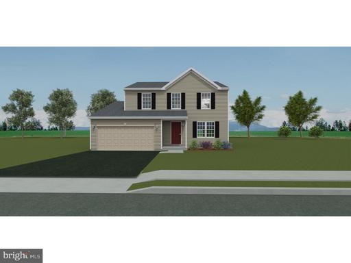 Property for sale at 000 Oval Dr #Lot 8, Hamburg,  PA 19526