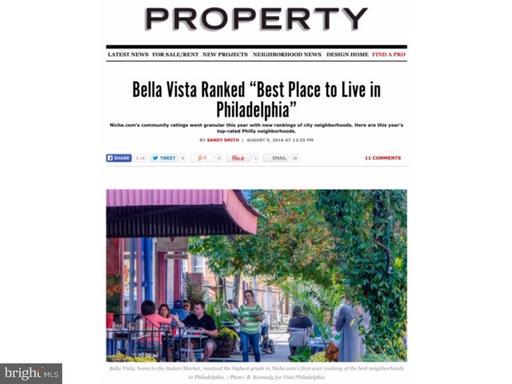 Property for sale at 626 Carpenter St, Philadelphia,  Pennsylvania 19147