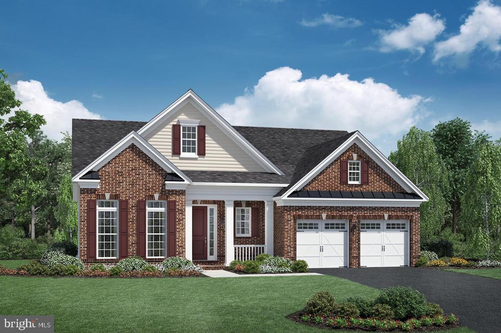 *SAMPLE LISTING* Gated 55+ community minutes from everything! Main level living at is finest in our two level homes built on slab! (ask sales rep about similar homes with basements!) Clubhouse with indoor and outdoor pools, fitness, tennis, pickleball and more! Ask about our currents sales incentives!