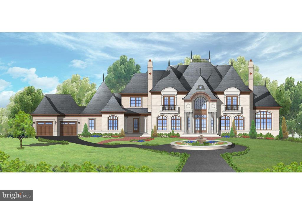 **NEW CONSTRUCTION TO BE BUILT BY VERSAILLES CUSTOM HOMES AND DEVELOPMENT**ESTIMATED DELIVERY LATE 2019**11,000+SF ON 3 FINISHED LEVELS**BEAUTIFUL 3.7 ACRE LOT**