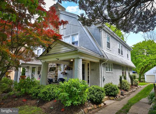 Property for sale at 611 Woodcrest Ave, Ardmore,  Pennsylvania 19003