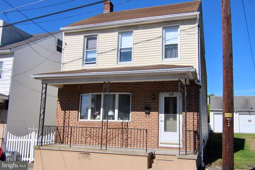 Property for sale at 540 N 2nd St, Minersville,  Pennsylvania 17954