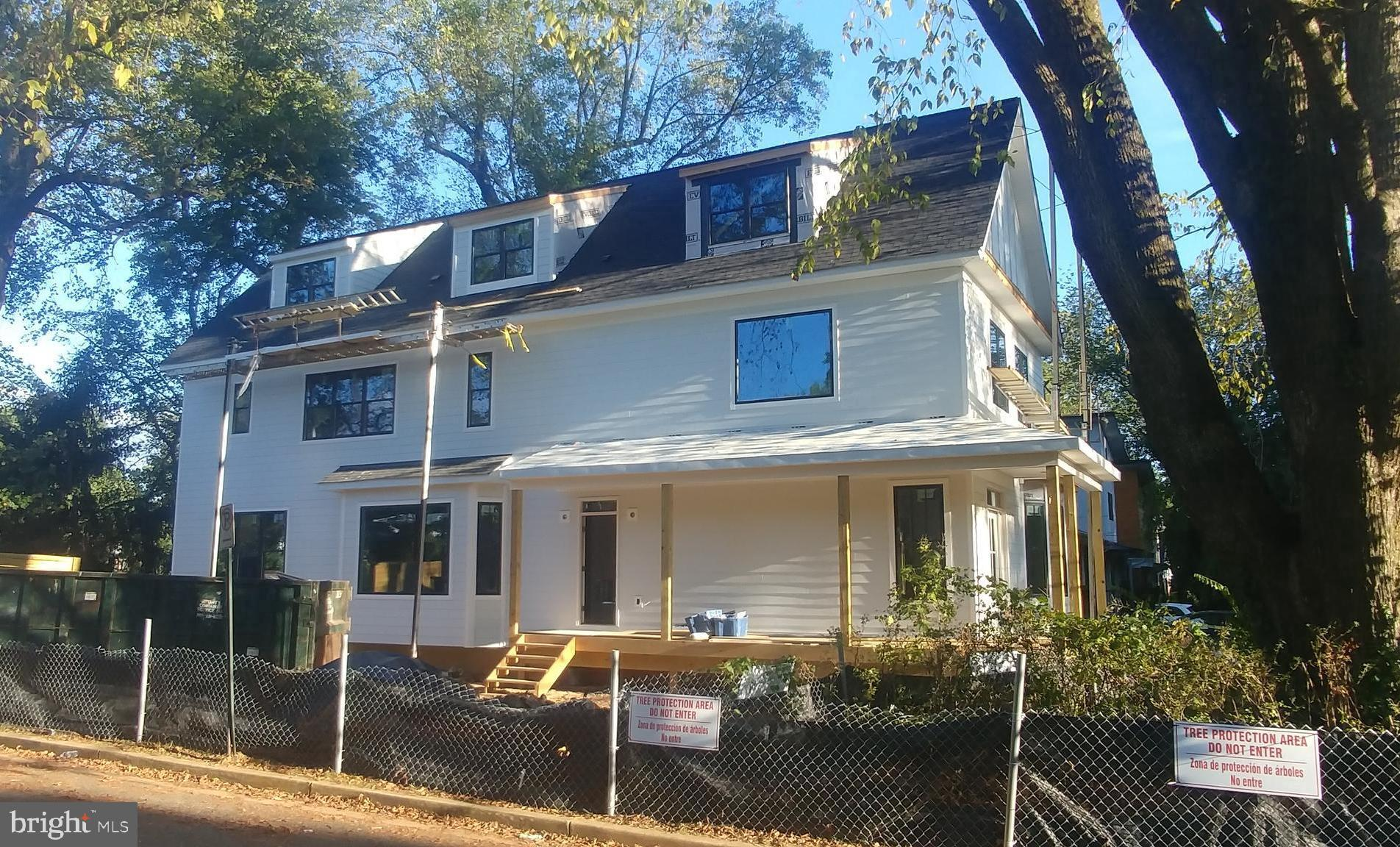 New build coming soon in Waycroft-Woodlawn with an expected delivery of January 2020.  5 bedrooms, 4.5 baths and roughly 4500sqft on 3 levels. Fantastic location close to the Ballston Metro and just a few blocks to I-66. Property backs up directly to Woodlawn Park with access Custis Trail and Lubber Run.  A List of all features and finishes upon request. Come tour this home prior to completion.