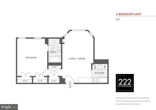 Property for sale at 222 W Rittenhouse Sq #603, Philadelphia,  Pennsylvania 19103