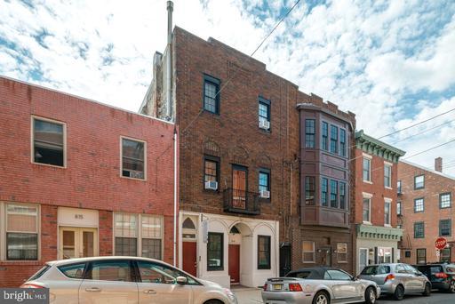 Property for sale at 819 S 2nd St #2, Philadelphia,  Pennsylvania 19147