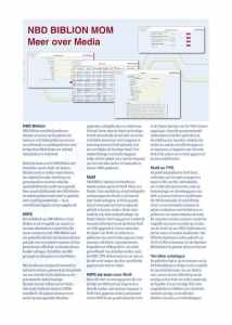 NBD Biblion MoM Brochure – Dutch Language