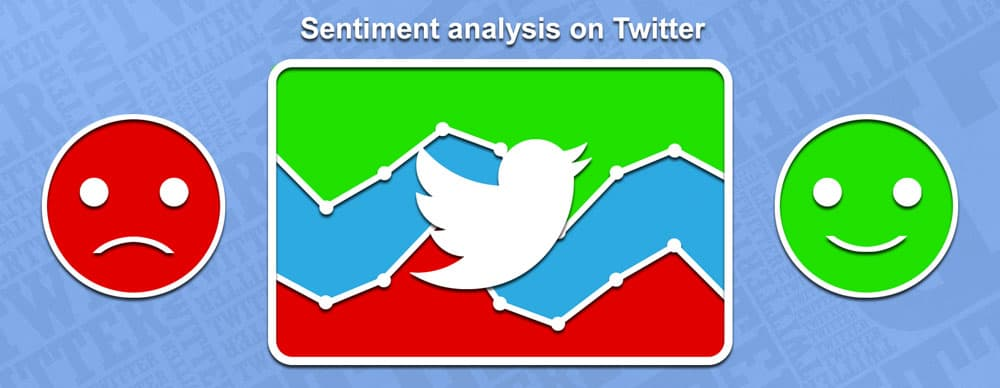 Integrating Twitter - sentiment analysis / Integratie van Twitter - sentiment analyse