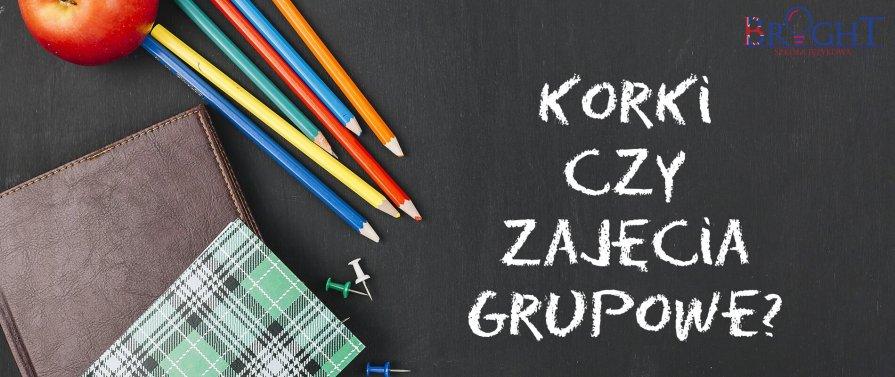Zapisać dziecko na korepetycje czy grupowe zajęcia z języka angielskiego? - Szkoła Językowa BRIGHT