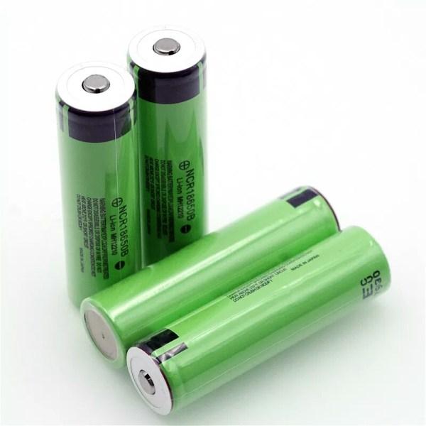 Аккумулятор 18650 Panasonic 3400 mAh — bright - фонарь для ...